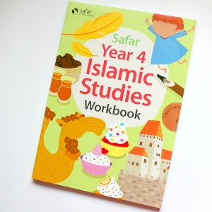Safar Islamic Studies for children Year 4