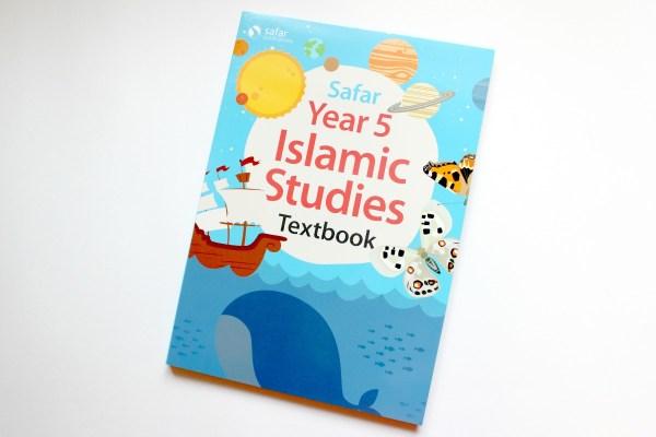 Safar Islamic Studies for children Year 5
