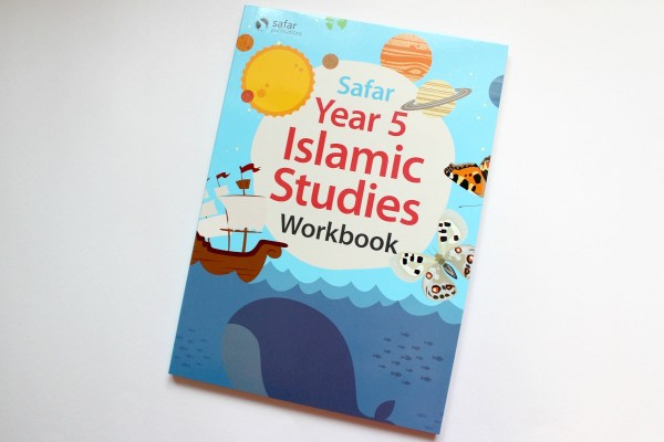 Safar Islamic Studies for children Year 5