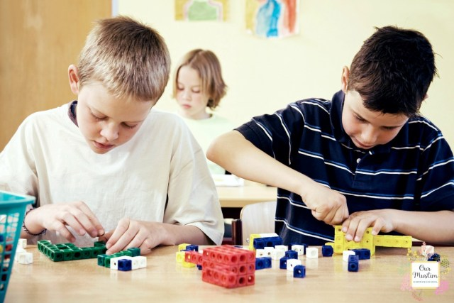 Teaching maths to gifted children