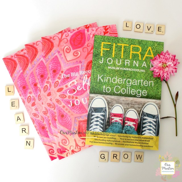 fitra journal muslim homeschool giveaway