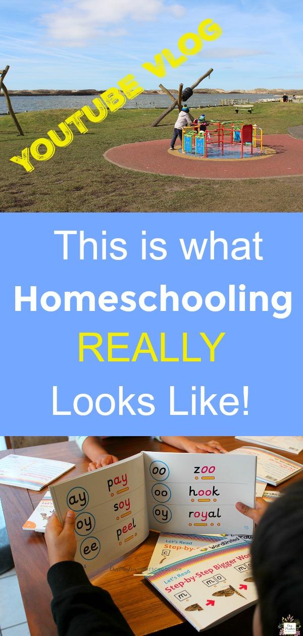 Homeschool UK Vlog