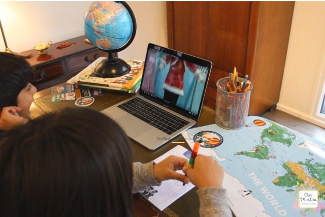 Homeschool world geography Archibold Clutterbuck