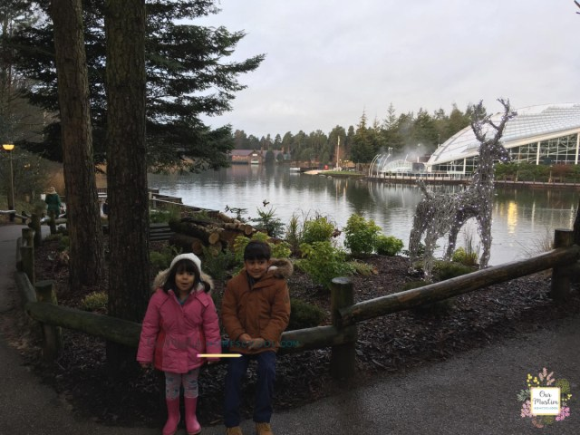 Center parcs Muslim halal holiday