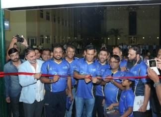MS Dhoni cricket academy Nagpur Album 1