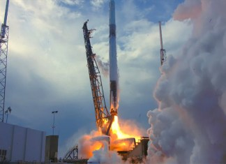 spacex cargo mission