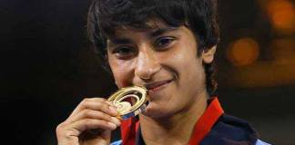 Commonwealth Games : Vinesh Phogat