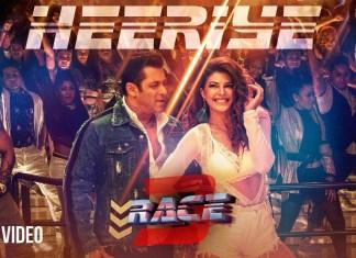 Race 3 song Heeriye salman khan