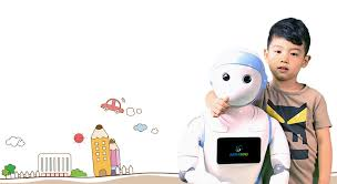 babysitting robot in china