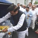 कांग्रेस नेता भैया साहब देशमुख का निधन