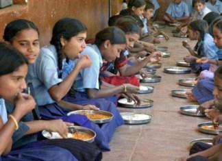 शालेय पोषण आहार योजना से दाल गायब, नहीं है सरकार का ध्यान