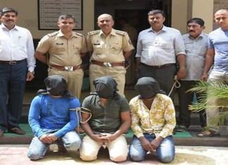 नागपुर : लूटपाट की योजना बनाते ३ आरोपीयो को पुलिस ने धर दबोचा