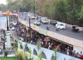 Nagpur Railway Station flyover