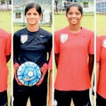 Four girls from Maharashtra to represent India in SAFF U-15 Women's Championship