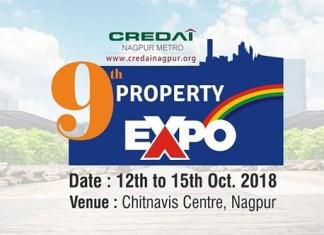 9th CREDAI Nagpur Metro Property Expo