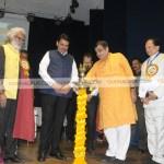 १८व्या महाराष्ट्र महापौर परिषदेचे थाटात उद्घाटन