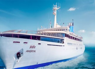 India's first cruiseliner