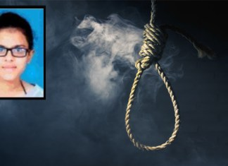 Nagpur girl ends life