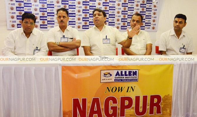 Allen Career Institute launches study centre in Nagpur