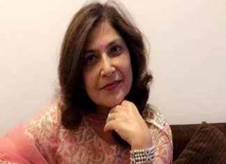 Fashion designer Mala Lakhani