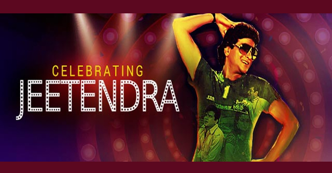 Celebrating Jeetendra