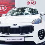 Kia SP2i SUV Price in India, Features, Specifications and Other Details