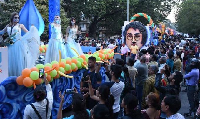 World Orange Festival