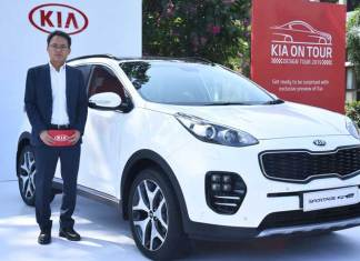 kia motors launch in nagpur