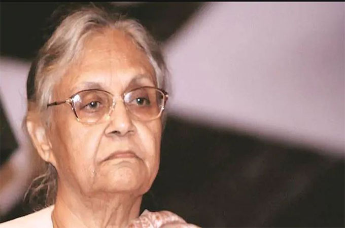 Sheila Dikshit