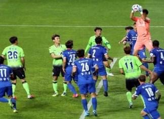 South Korea's K-League Football