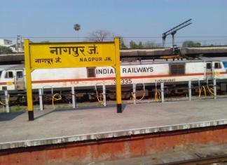 about nagpur railway