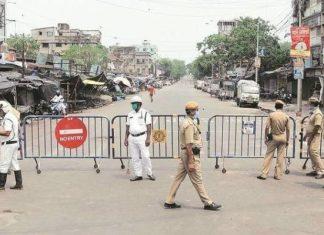 about nagpur lockdown