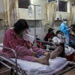 Coronavirus: देशात करोना संक्रमणाच्या आकडेवारीनं तोडले आजवरचे सगळे रेकॉर्ड