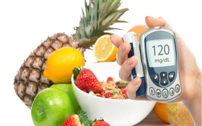 Control your blood sugar levels, to avoid complications