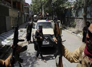 "Taliban ""Ransacked"" 2 Indian"