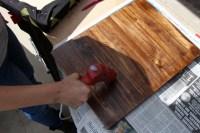 DIY Lap Desk with Hand-Stamped Legend of Zelda Fabric (DIY ...