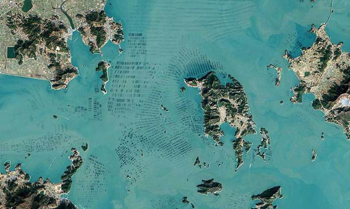 SEA অনেকটা উচু থেকে এই পৃথিবীটা দেখতে কেমন? আসুন আজকে দেখি মহাকাশ থেকে পৃথিবী দেখতে যেমন