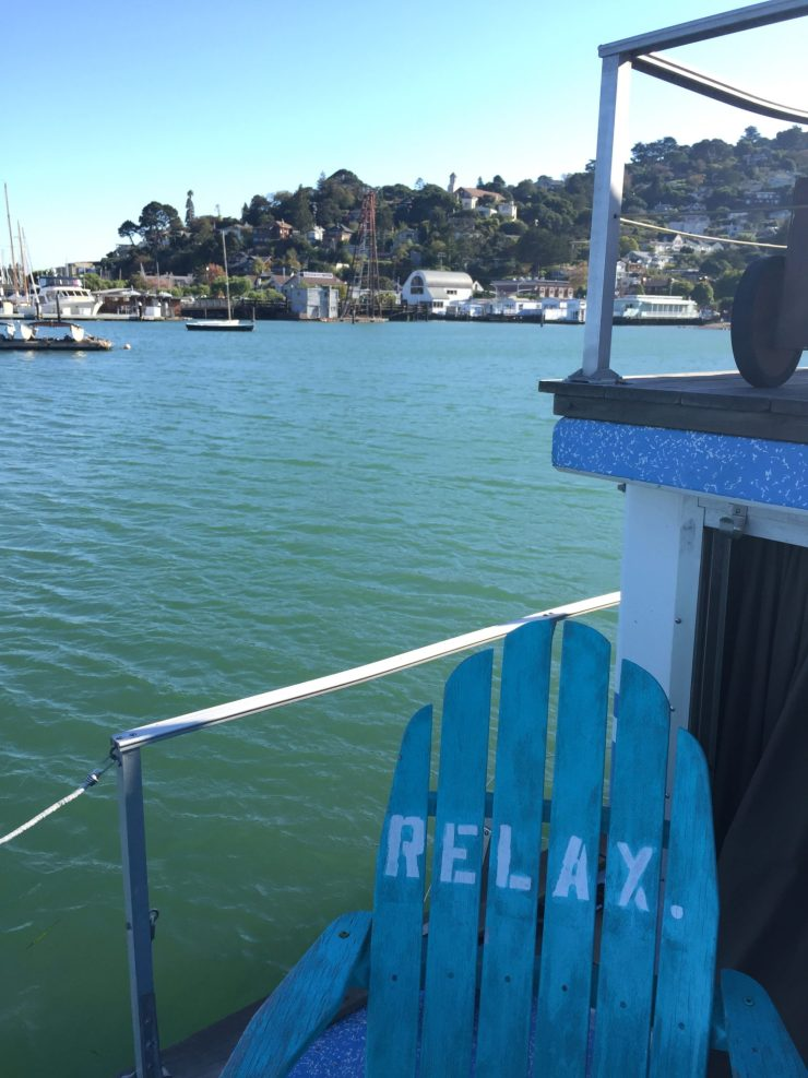 Houseboat Living In Sausalito California Our Next Adventure