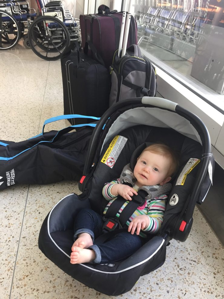Flying with Baby: What to Pack in Your Carry On | Our Next Adventure