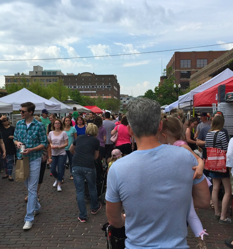 {Omaha Farmers Market} and Summertime Mojitos | ournextadventure.co