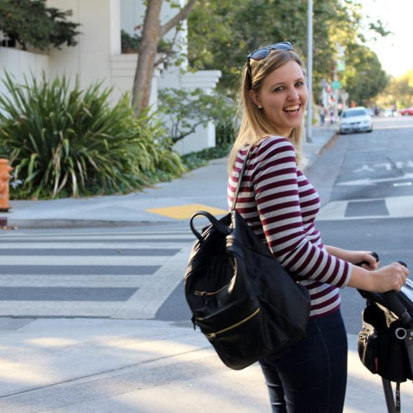Stylish Backpacks for Traveling Moms under $50! #familytravel #travelmoms // Family Travel | Travel with Kids | Flying with a Baby | Diaper Bags | Mom Backpacks | Travel Mums | Travel Gear | City Break with Kids | Toddler Travel | Family Vacation