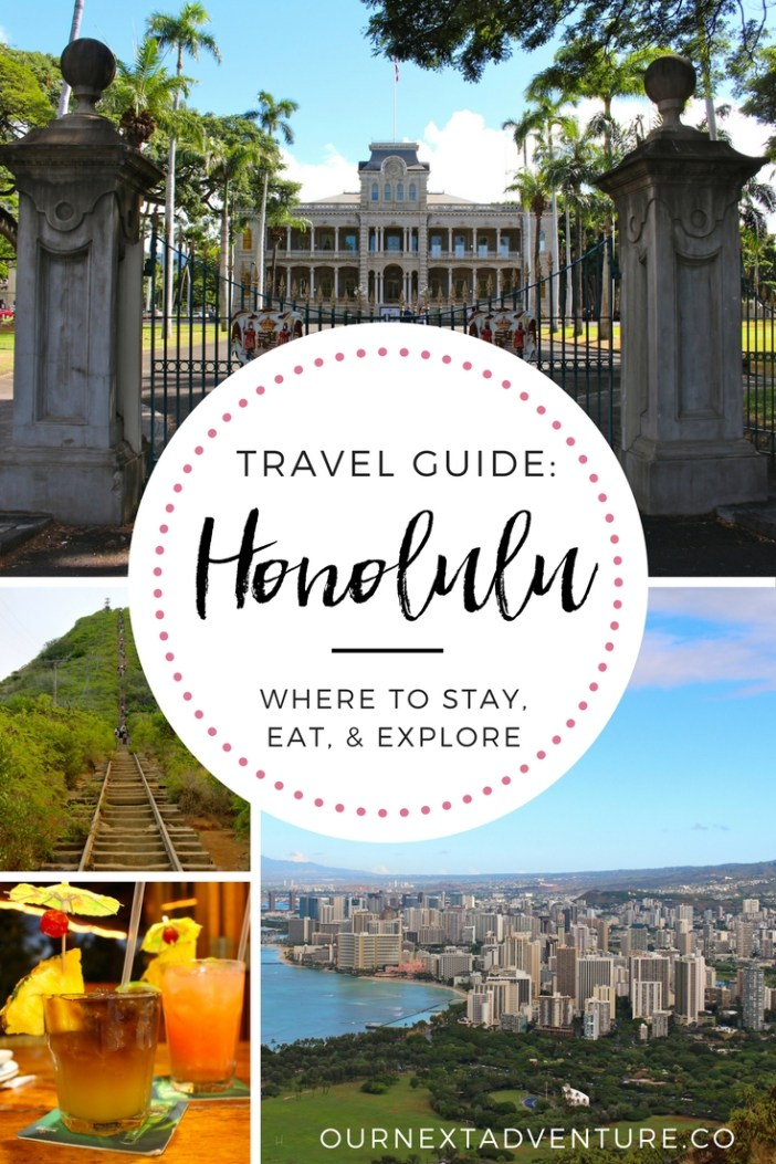 A guide to where to stay, what to do & where to eat in Honolulu, Hawaii // Hawaii Family Travel | Oahu | Beach Vacation Ideas