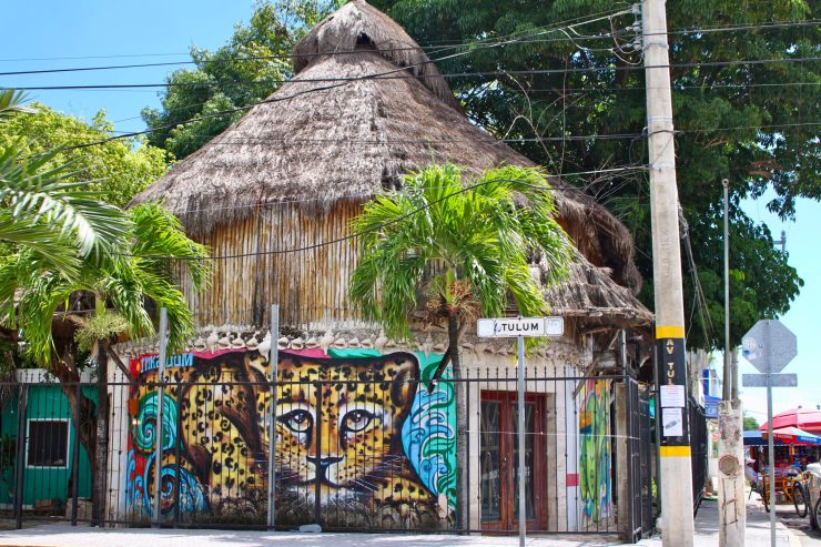 A complete guide to visiting Tulum with kids. How to get around, where to stay, what to see and do, and where to eat in this stylish Mexican beach city. // Mexico Family Travel | Travel with Kids | Tulum with Baby