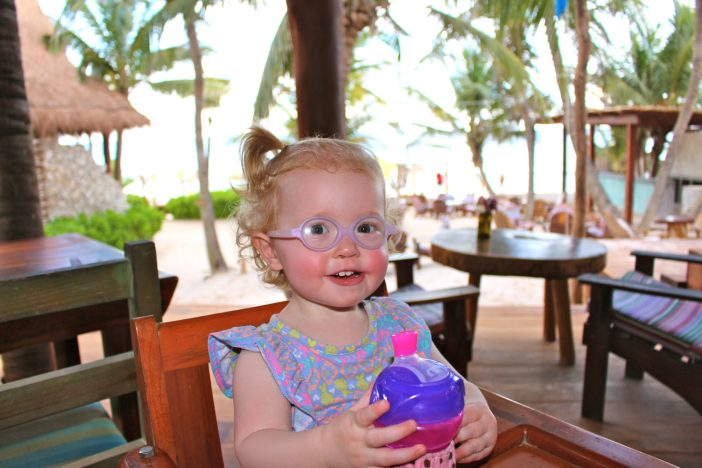 How to get the most out of Riviera Maya when traveling with young kids. // Playa del Carmen | Cancun | Tulum | Mexico Family Travel