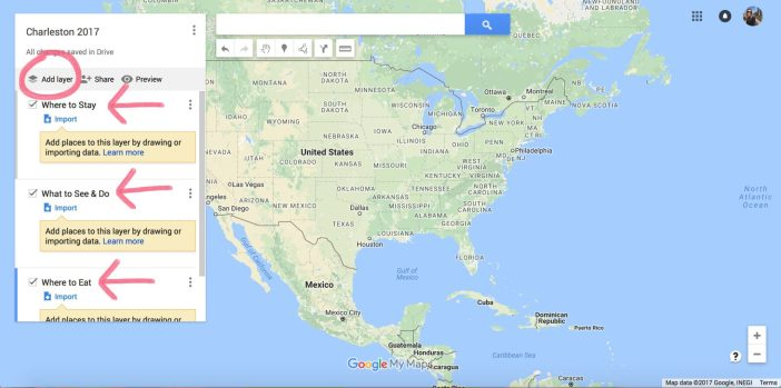 Tips for using Google Maps to plan the best trip itinerary + free printable family travel planner. #familytravel #traveltips // Family Travel | Travel with Kids | Vacation Ideas | Where to Go | Kid-Friendly Trips | Family-Friendly Destinations | Free Printables | Packing List | Travel Budget | Vacation Checklist | Itinerary | Free Vacation Planner | Planning Tips
