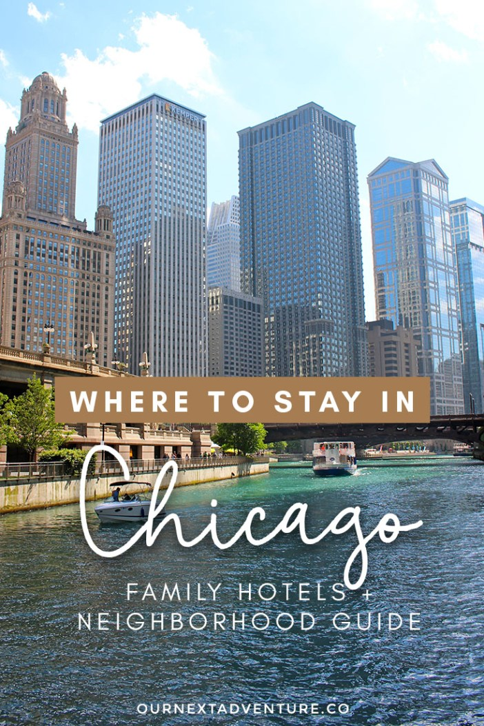 5 of our favorite Chicago neighborhoods that are best for families with kids + family hotel recommendations. #chicago #family travel // Family Travel   Travel with Kids   US Travel   USA   United States   Midwest Travel   Chicago Itinerary   Vacation Ideas   Things to Do   Best Neighborhoods   Best Place to Stay   Family-Friendly   Kid-Friendly   Hotels and Motels   Airbnbs   Neighborhood Guide   Where to Stay   Best Hotels   Affordable Hotels for Families