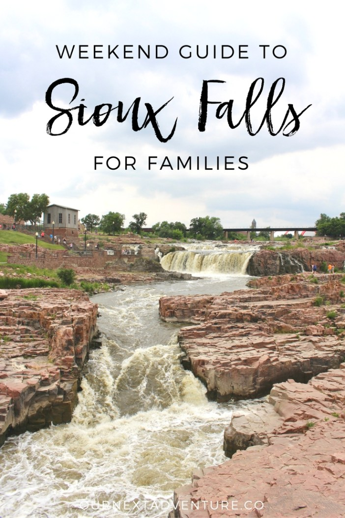 How to spend the perfect family weekend in Sioux Falls, South Dakota // Midwest Travel | USA Road Trip | Unique Family Vacation | Travel with Kids | US Destinations for Families