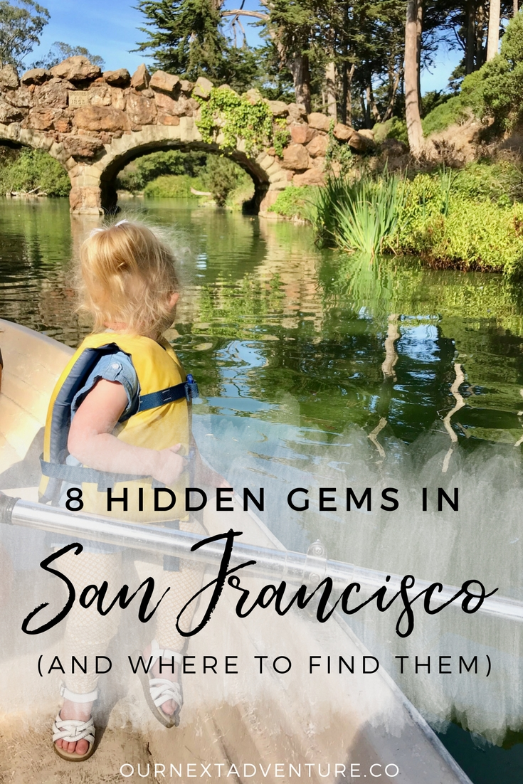 The best hidden gems and off-the-beaten path adventures to have in San Francisco, California. // Family Travel | Travel with Kids | California Road Trip | SF Bay Area | Unique Things to Do | Alternative Things to See | Where to Eat | Travel Guide | Itinerary | Worldschooling | Summer Vacation