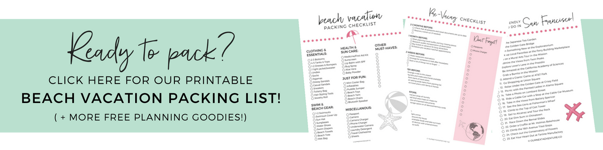 photo regarding Printable Beach Packing List called Packing Listing: What in direction of Pack for a Relatives Seashore Holiday vacation Our