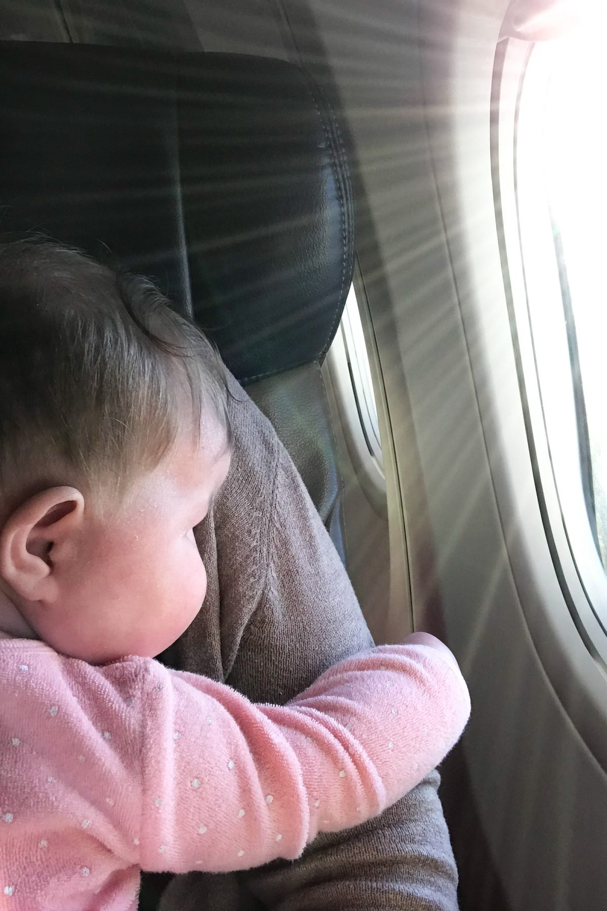 Traveling With An Infant Must Haves